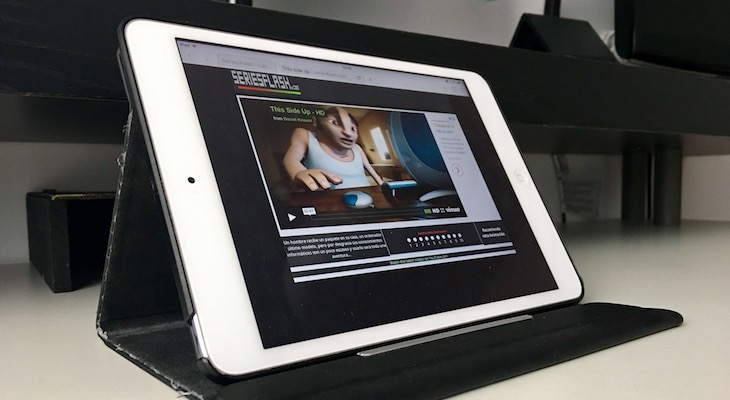 Cómo ver páginas Flash desde tu iPhone o iPad
