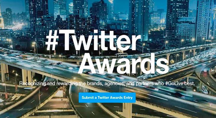 "Twitter otorga a Apple el premio ""Oro"" en sus primeros Twitter Awards"