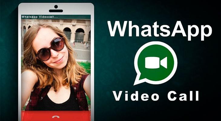 Las videollamadas llegan por fin a WhatsApp