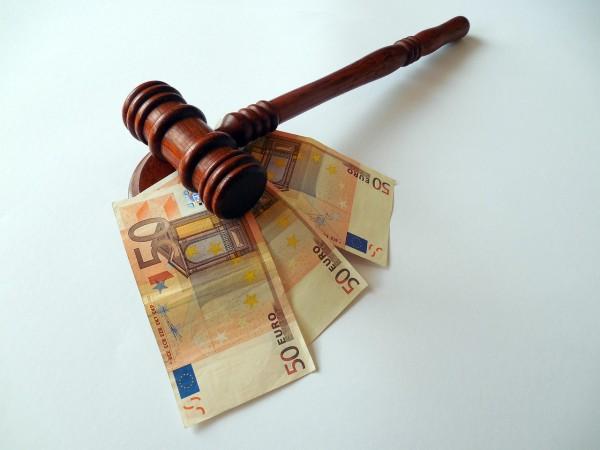 Dinero-juicio