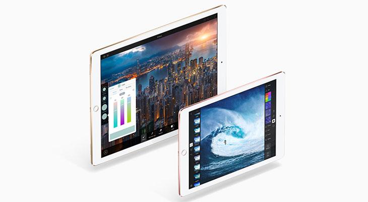 Apple podría lanzar un nuevo iPad Pro de 10,9 pulgadas sin marcos en 2017