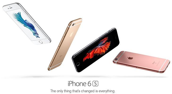 Apple reemplazará gratis las baterías de algunos iPhone 6s defectuosos