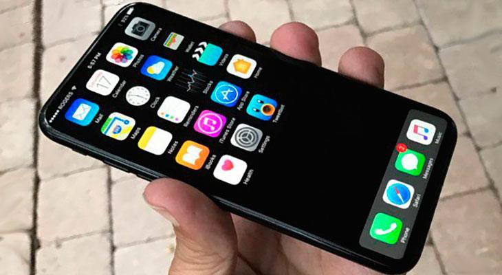 El iPhone 8 no tendrá marcos y vendrá en dos tamaños: 5 y 5,8 pulgadas