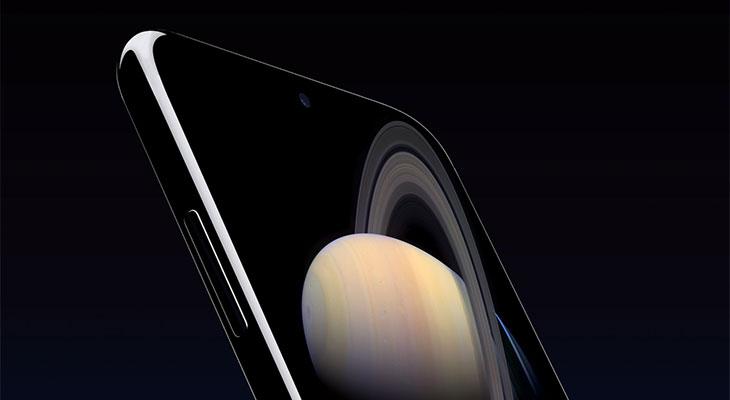 Así podría ser el iPhone 8 si los rumores son ciertos