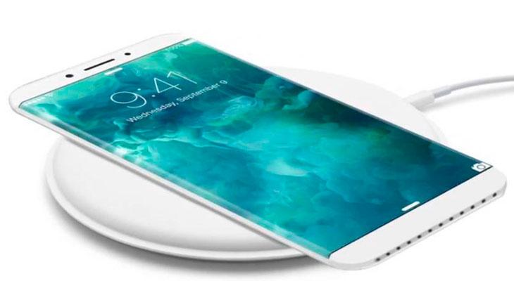 El iPhone 8 será de cristal para así posibilitar la carga inalámbrica
