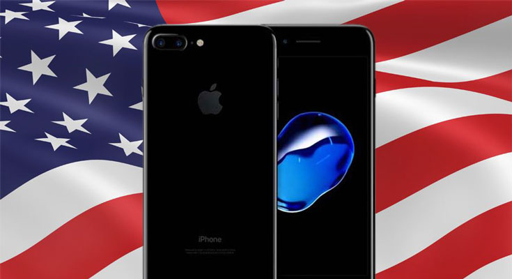 ¿Cuánto costaría un iPhone totalmente fabricado en Estados Unidos?
