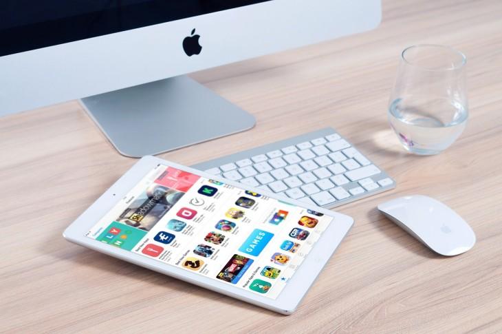 """El próximo iPad vendría sin botón """"HOME"""""""
