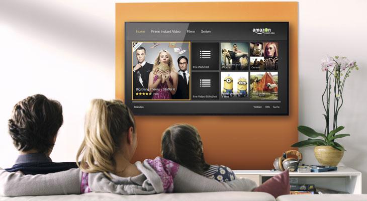 Amazon Prime Vídeo ya disponible en España a un precio inmejorable