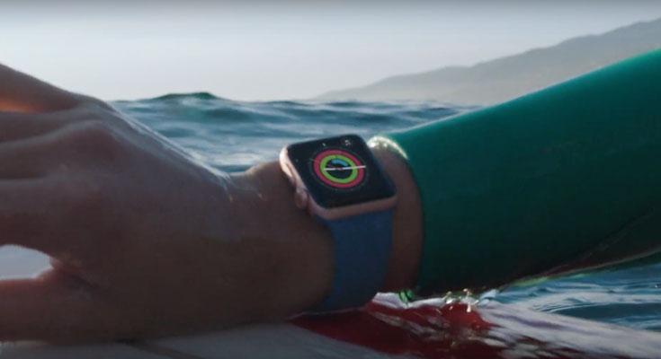 """Apple estrena dos nuevos anuncios """"Go"""" para el Apple Watch Series 2"""
