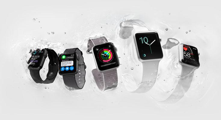 Los futuros Apple Watch podrían ser más delgados al llevar el motor háptico en la correa