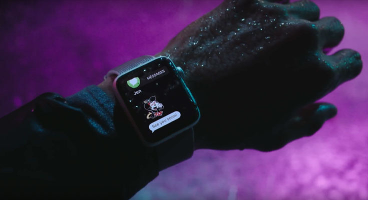 Apple quiere convencernos para regalar su Apple Watch Series 2 estas navidades