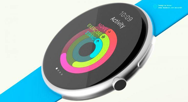 Algún día podríamos tener un Apple Watch redondo