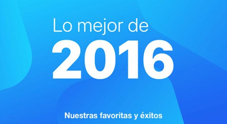 Las mejores Apps y juegos de 2016, según Apple…