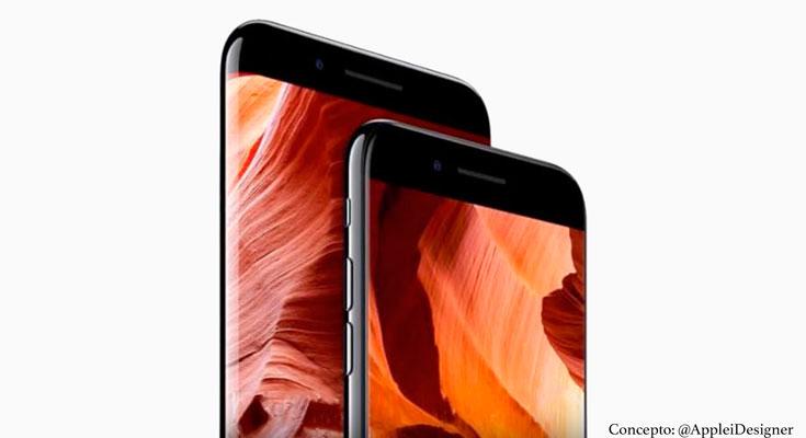 Una vez más se rumorea que Samsung suministrará los paneles OLED del iPhone 8