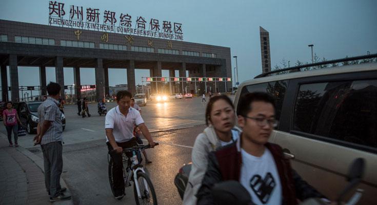 Así construyó China la Ciudad de los iPhones