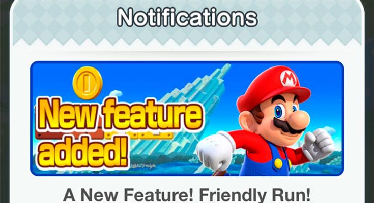 """Super Mario Run estrena el modo """"Carreras Amistosas"""" para celebrar los 40 millones de descargas"""