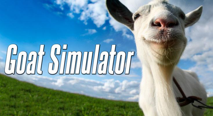 La Aplicación Gratis de la Semana es Goat Simulator