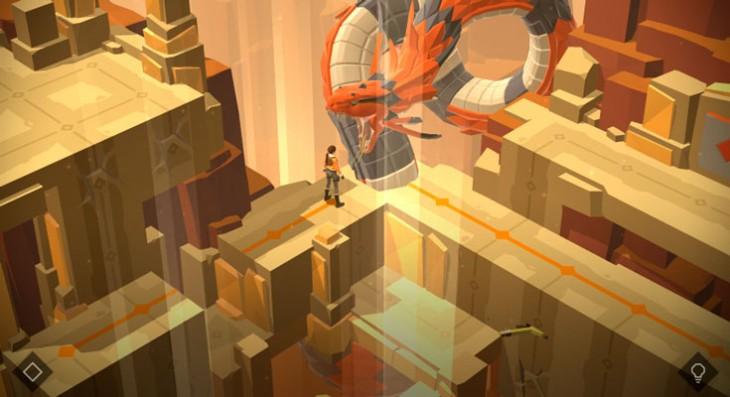 Ya puedes jugar a Lara Croft GO, Hitman GO y Deus Ex GO en tu Apple TV