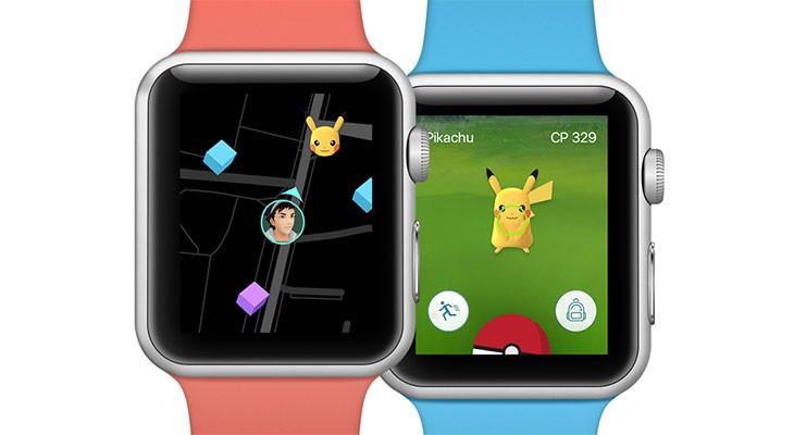 Esta es la razón por la que todavía no tenemos Pokémon GO para Apple Watch