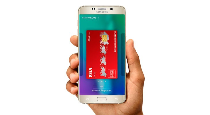 Apple rechaza la aplicación Pay Mini de Samsung