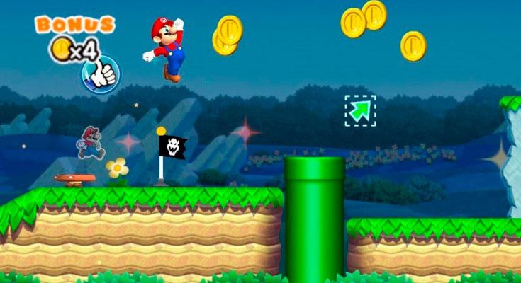 Super Mario Run consigue 10 millones de descargas y 4 millones de dólares en su primer día
