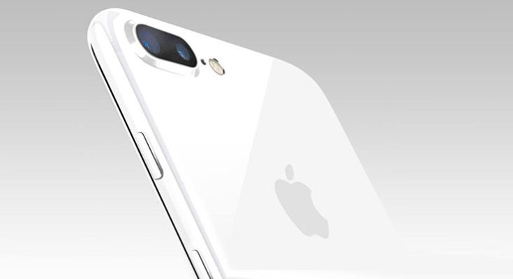 Así podría ser un iPhone 7 blanco brillante [Vídeo]