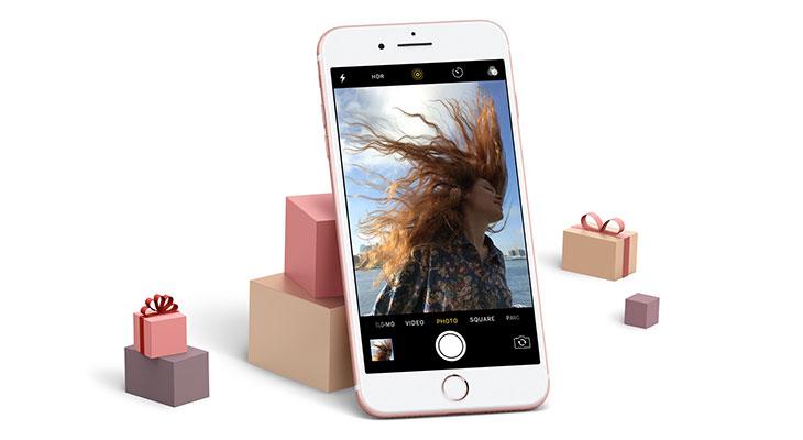Esta Navidad se han activado el doble de iPhones que de teléfonos Samsung