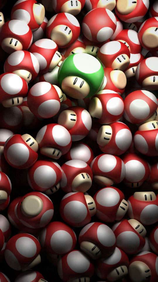 mario-iphone-wallpaper-mushrooms-red-green-1-up
