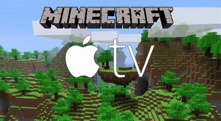 Minecraft ya está disponible para Apple TV