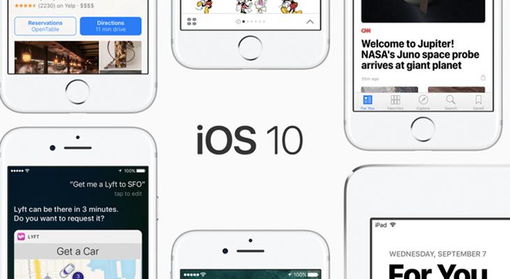 iOS 10.2.1 disponible para descargar para todos…