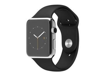 Apple Watch con caja de Acero inoxidable