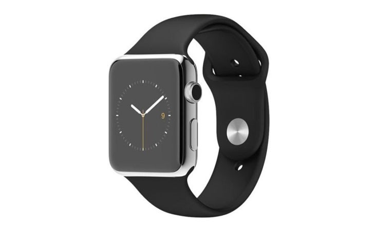Apple Watch con caja de Acero inoxidable