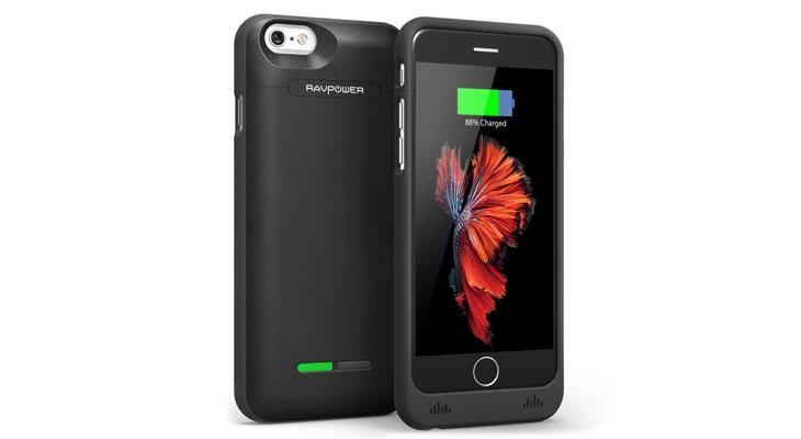 Carcasa batería iPhone