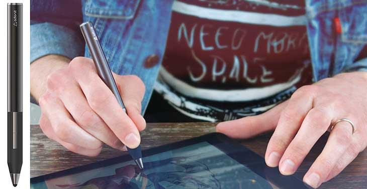 Adonit Jot Touch: un stylus creado para dibujar en iPad Air 2, mini 4 o modelos anteriores