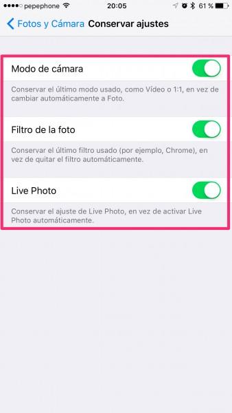 Ajustes-camara-iPhone