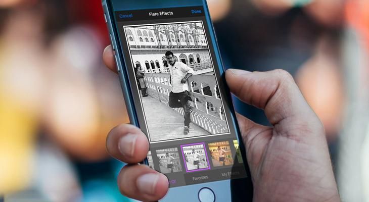 Cómo hacer que la App de cámara el iPhone recuerde la última configuración