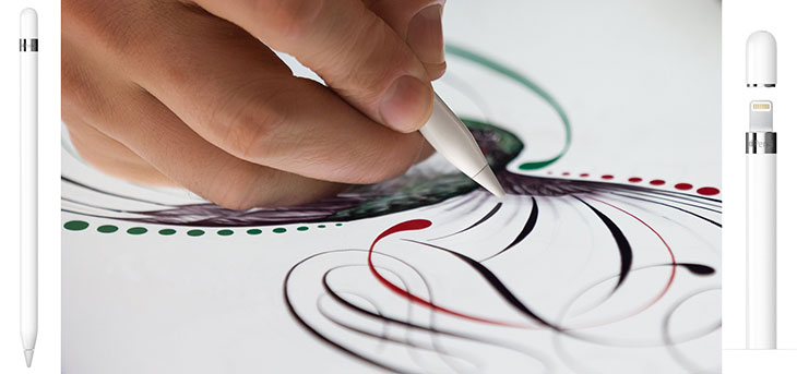 Apple Pencil: el mejor stylus para iPad Pro