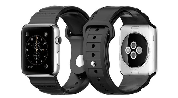 Apple patenta una correa modular que añadiría funcionalidad al Apple Watch