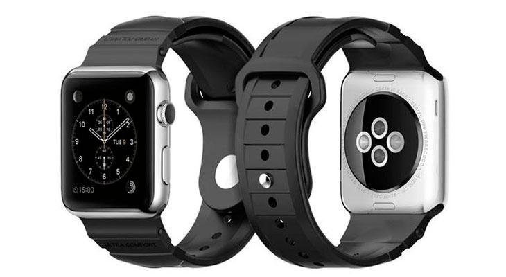 Apple patenta una correa modular que añadiría funcionalidad al Apple Watch