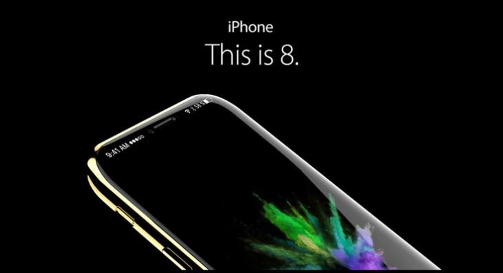 Este impresionante concepto de iPhone 8 da vida a los últimos rumores