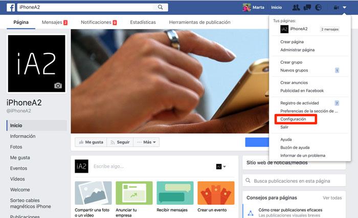 Cómo cambiar el idioma de Facebook - imagen 2