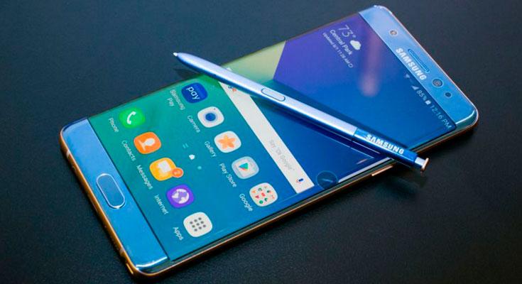 Samsung da explicaciones sobre el Galaxy Note 7