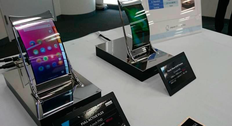 Apple podría utilizar pantallas LCD flexibles en futuros iPhones