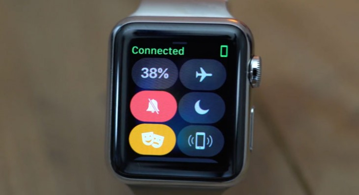 Así funciona el Modo Teatro para Apple Watch [Vídeo]