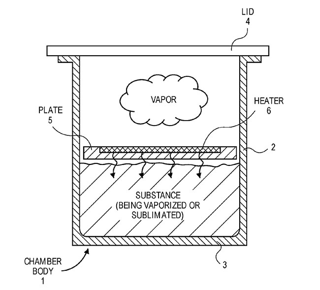 Patente_Vaporizador