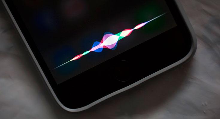 Apple está trabajando para mejorar Siri en el iPhone 8