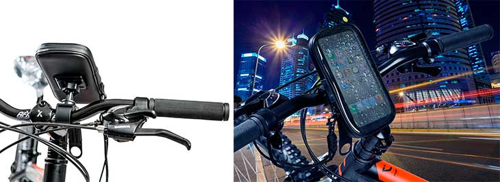 Soporte de móvil universal para bicicleta - Inacecrom