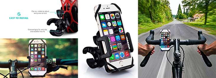 Soporte de móvil universal para bicicletas - VicTsing