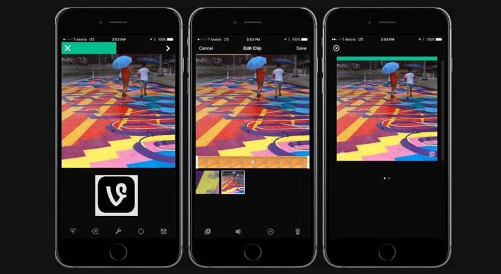 Vine se transforma oficialmente en Cámara Vine para iOS y Android