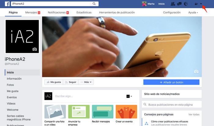 Cómo cambiar el idioma de Facebook - imagen 1